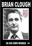 echange, troc Brian Clough - In His Own Words [Import anglais]