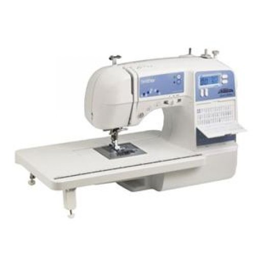 Brother Sewing Brother Project Runway Xr9500Prw Electric Sewing Machine / Xr9500Prw /