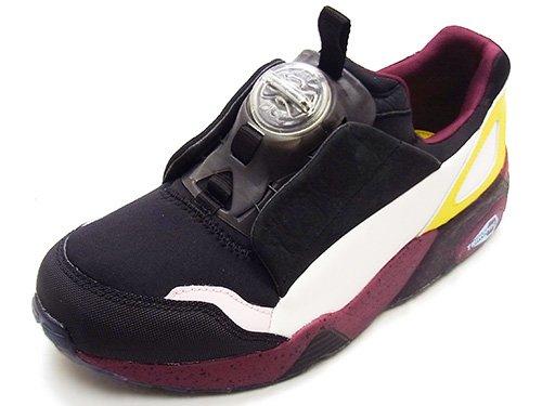 Puma McQ Disc Black by Alexander McQueen Mens Sneaker 358937 01 , pointure:eur 42