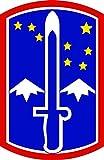 172nd Infantry Brigade Combat Team CSIB - Combat Service Identification Badge