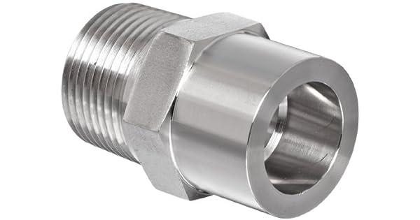 Parker weld lok fw ss stainless steel socket