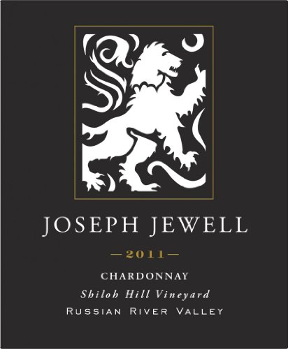 2011 Joseph Jewell Chardonnay Russian River Valley Shiloh Hill 750 Ml