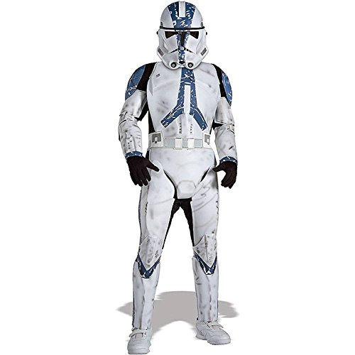 Star Wars Deluxe Clone Trooper Kids Costume