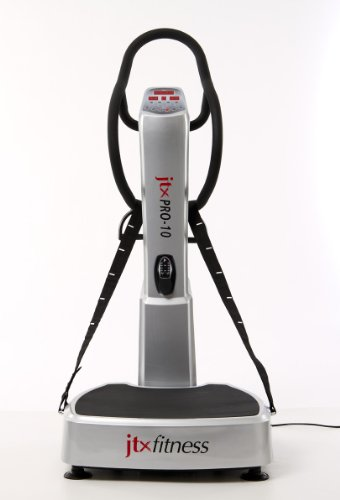 JTX Pro-10 Extreme Power Vibration Plate - Gym Specification