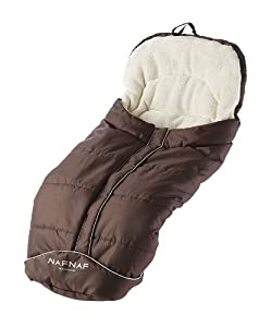 naf naf sac de couchage pour poussette tissu int rieur. Black Bedroom Furniture Sets. Home Design Ideas