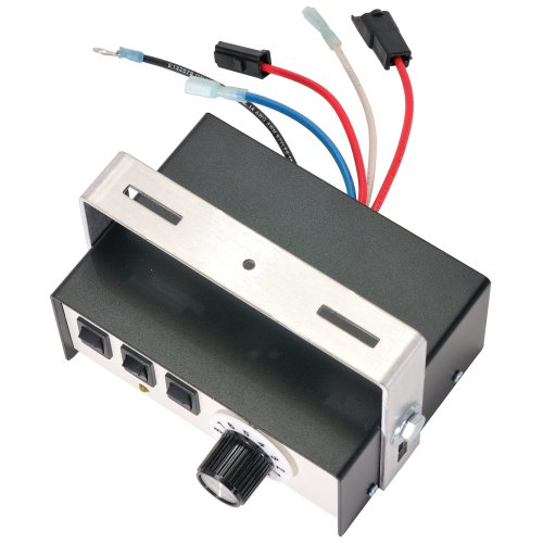 Meyer Products 36244 Oem Salt Spreader Controller For The Mini Spreader ----- Also For Some Early Buyers Tgs Salt Spreaders With Frame Ground Wiring ----- Replaces Buyers Controllers 3015371 And 3006587 ----- A True Frame Ground Controller Sometimes Refer