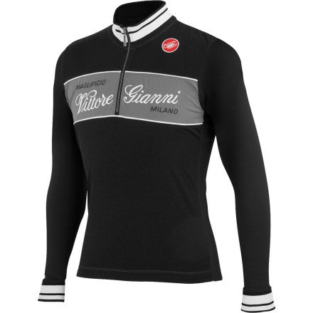 Buy Low Price Castelli Vittore Gianni Wool Jersey – Long-Sleeve – Men's (B0093QAZOI)