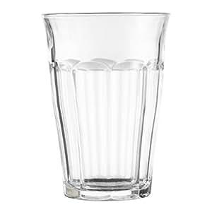Picardie 6 Wassergläser 500ml ohne Füllstrich