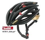 UVEX FP 3 Bicycle Helmet black-gold shiny Size:57-61 cm