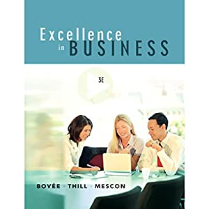 VangoNotes for Excellence in Business, 3/e Audiobook