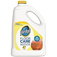 SC Johnson Commercial Line Of Pledge Ready-To-Use Hardwood Floor Cleaner-PLEDGE