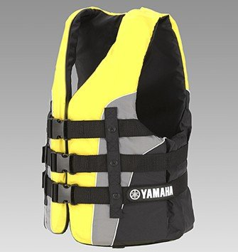 Buy Low Price Yamaha Waverunner Nylon Life Jacket Vest (B001KP8ANI)