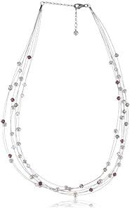 Valero Pearls - 400521 - Collier  Argent 925/1000 - Femme - Perles Cultures d'Eau douce