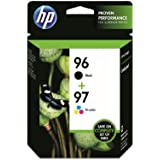 HP 96/97 Ink Cartridge Combo Pack (C9353FN)