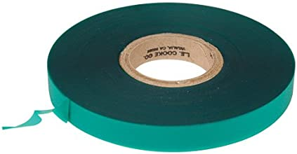 12-Inch Wide Plant Tie Ribbon Heavy Duty 008 Inch Thick 150-Foot Roll