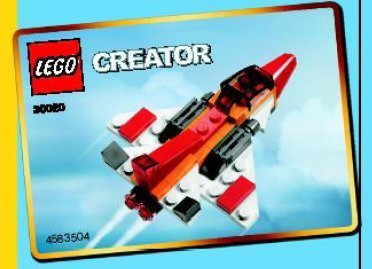 LEGO Creator: Jet Set 30020 (Bagged) - 1