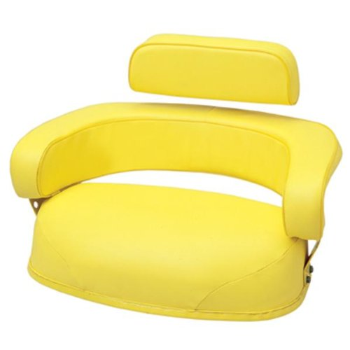 John Deere 4430 Tractor Seats Replacement : John deere replacement cushion seat ¥Ë yellow model
