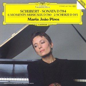 Sonate D 784 / Moments Musicaux