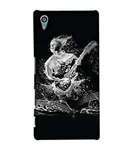 Print Haat Back Cover for Sony Xperia Z5 (Multi-Color)