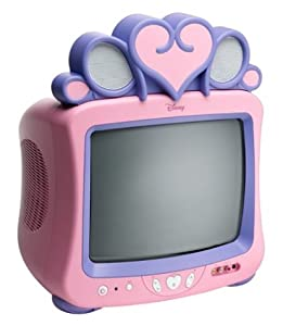"Disney Princess 13"" Color TV"