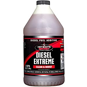 Hot Shot's Secret P040464Z Diesel Extreme Clean and Boost