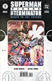 img - for Superman vs. the Terminator Death to the Future (1999) 4 book / textbook / text book