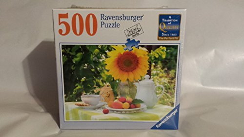 "Ravensburger Puzzle ""SUNNY SWEETS"" 500 Piece Perfect Fit Jigsaw Puzzle"