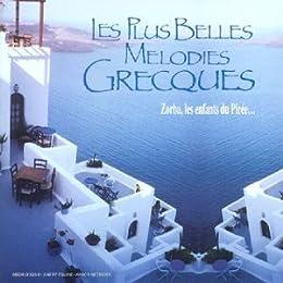 Les Plus Belles Melodies Grec.