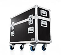 NSP Cases 46 inch Single Plasma, LCD TV and Led Screen Flight Case