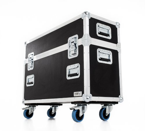 Nsp Cases 37 Inch Single Plasma, Lcd Tv And Led Screen Flight Case