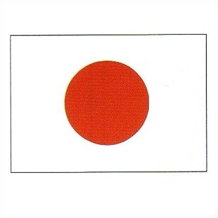 各国国旗 日本