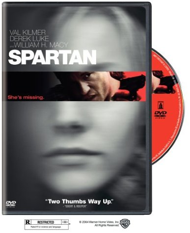 Cover art for  Spartan