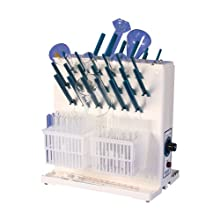 "Bel-Art Scienceware 188190022 Polypropylene Lab-Aire II Double-Sided Electric Benchtop Drying Rack, 16.75"" Length x 10"" Width x 15.7"" Height"
