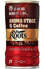 JTルーツ アロマステージ&コーヒー 165g×30本入