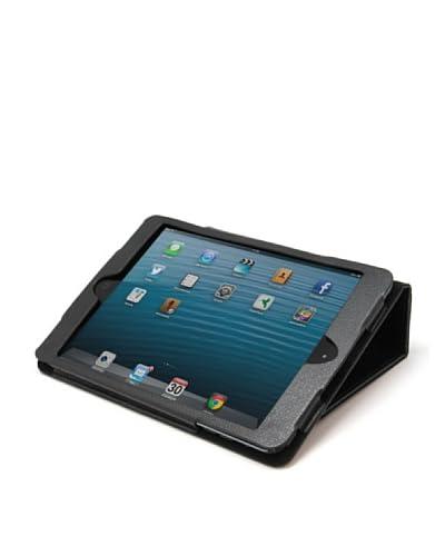 Unotec Funda Polipiel Alta Cálida Negra iPad Mini