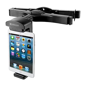 exogear support voiture ipad tablette fixation appui t te exogear exomount tablet hrm 8. Black Bedroom Furniture Sets. Home Design Ideas