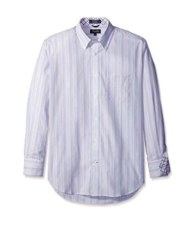 Viyella Men's Long Sleeve Sport Shirt