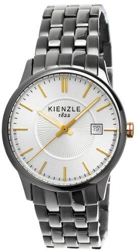 Kienzle K3042055222-00367 - Orologio da polso donna, acciaio inox, colore: grigio