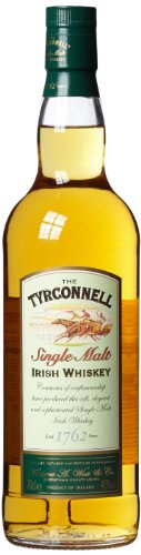TYRCONNELL Single Malt Irish Whiskey 70cl Bottle