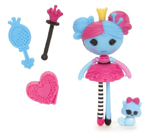 Lalaloopsy Mini Lala Oopsie Princess Anise Doll - 1