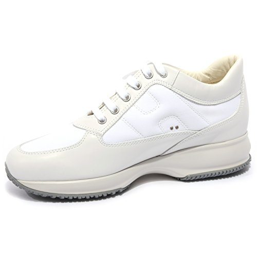 B1770 sneaker donna HOGAN INTERACTIVE ALTRA VERSIONE scarpa bianca shoes women [36.5]