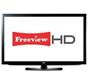 LG 42LD490 42-inch Widescreen 1080p Full HD LCD Internet TV with built in Freeview HD