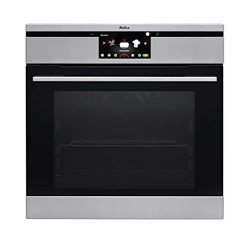 Amica EBP 13508 E Backofen Elektro / A / 0.95 kWh / 66 L / Pyrolyse / Heißluft mit Ringheizkörper / Touch Free