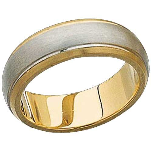 Platinum And Gold Wedding Bands