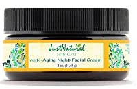 Natural Anti-Aging Night Cream by JustNatural
