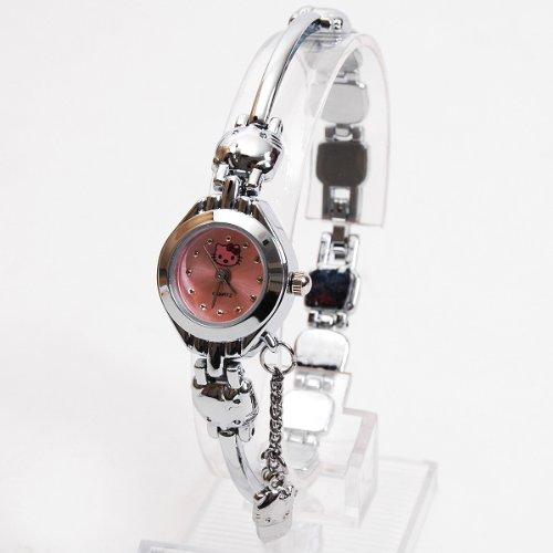 Hello Kitty Quartz Wrist Watch Pink
