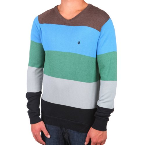 Volcom Men's Standard Stripe Sweater