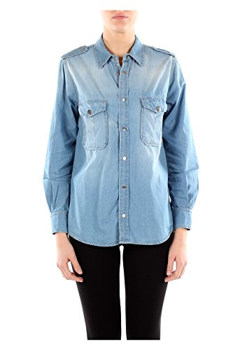 Pinko Camicia denim, donna (40 IT)