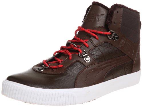 Puma Tipton 353711, Stivaletti uomo, Marrone (Braun (carafe-red clay 04)), 41.5