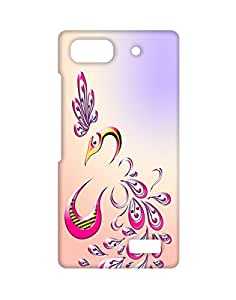 Mobifry Back case cover for Huawei Honor 4C Mobile ( Printed design)